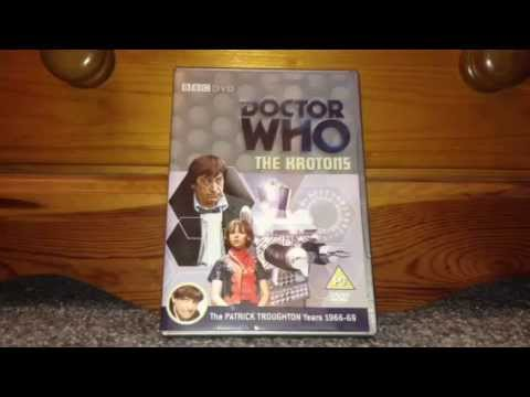 Doctor Who DVD Review- The Krotons