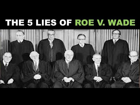 5 Lies of Roe v. Wade Debunked | The Mark Harrington Show | 9-24-20