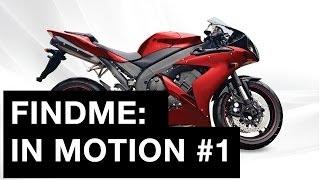 FindMe - in motion #1  (Безопасность мото / подготовка мото к сезону / мото обучение)