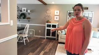 LifeProof Luxury Vinyl Plank Flooring- One Year Later (Originally Facebook Live)