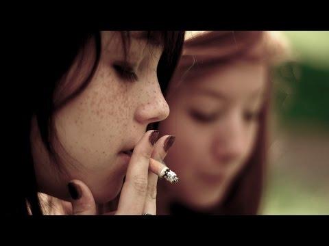 Курение детей и подростков!