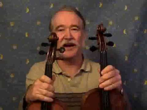 """Left Handed Violin Playing, Part 1, by Ryan Thomson """"You have a choice!"""""""