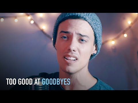 SAM SMITH - Too Good At Goodbyes (Cover by...