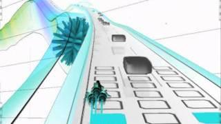 I = Fantasy - SeeU(Vocaloid 3) - Audiosurf(Ninja Mono; Stealth, Clean Finish, Perfect, Ironmode)