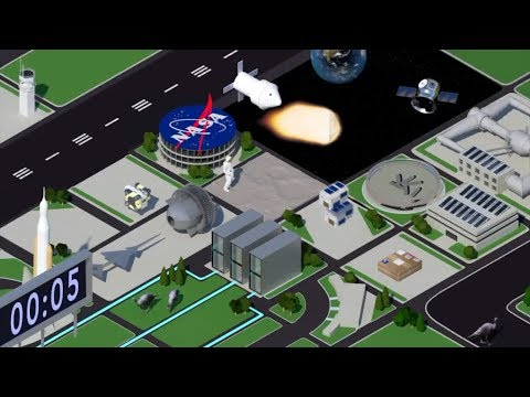 NASA in Silicon Valley Live (replay)