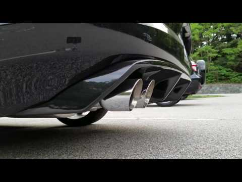2009 VW CC with AWE Tuning exhaust