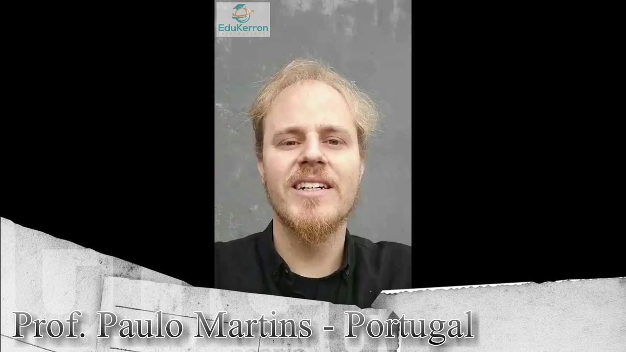 Prof  Paulo Martins -Portugal