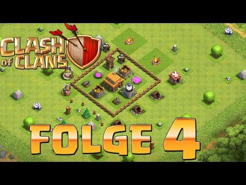 Let's Play CLASH OF CLANS ☆ Folge 4