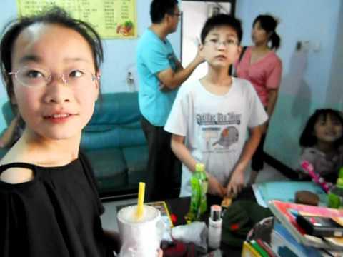 Teaching Informally at the Yangxitao School in Zhengzhou; DSCN9951.AVI