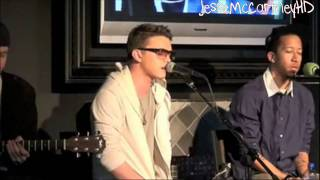 HD - Jesse McCartney - How Do You Sleep? - Bobby Bones Show