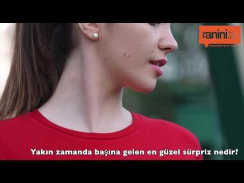 Almila Ada Röportajı RaniniTv'de..