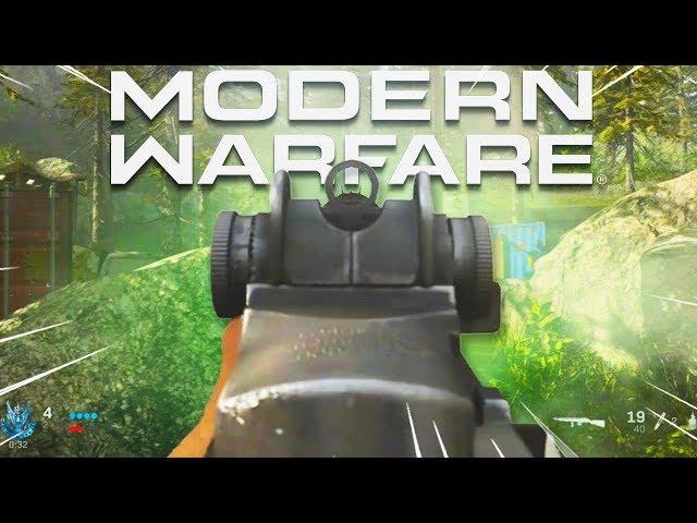 Call of Duty: MODERN WARFARE 2v2 ALPHA GAMEPLAY! (LIVE)