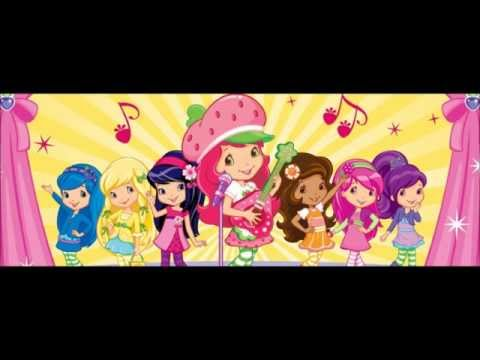 Strawberry Shortcake's Berry Bitty Adventures - The True Full Theme Song