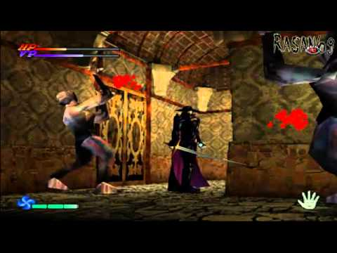 Vampire Hunter D gameplay