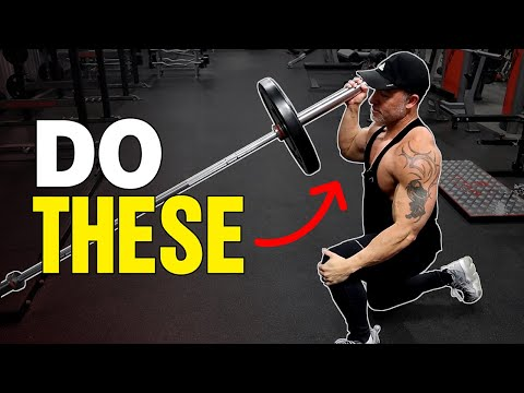 The 4 Amazing Exercises to Build Muscle Faster! ✨ How to spark Muscle Growth doing these Techniques!