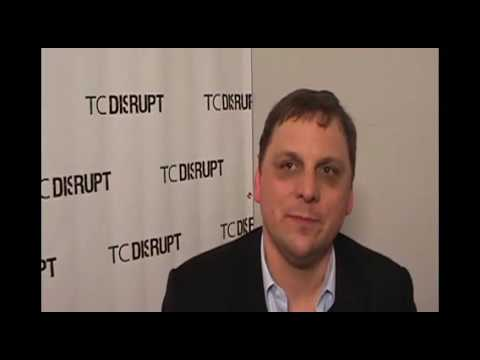Michael Arrington Interview At TechCrunch Disrupt New York 2010