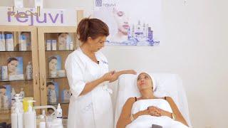 كيفية تبييض البشرة في صالون التجميل