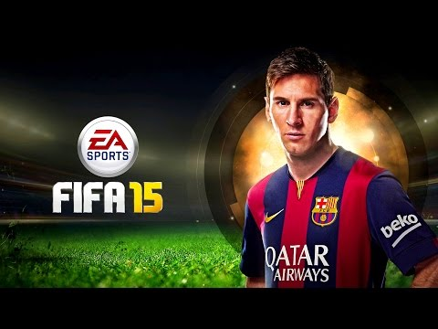 FIFA 15 - PS4 Gameplay