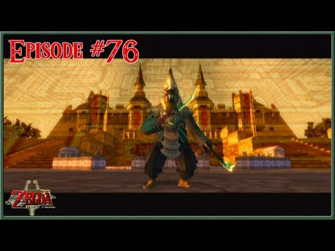 The Legend of Zelda: Twilight Princess - The Usurper King, Zant - Episode 76