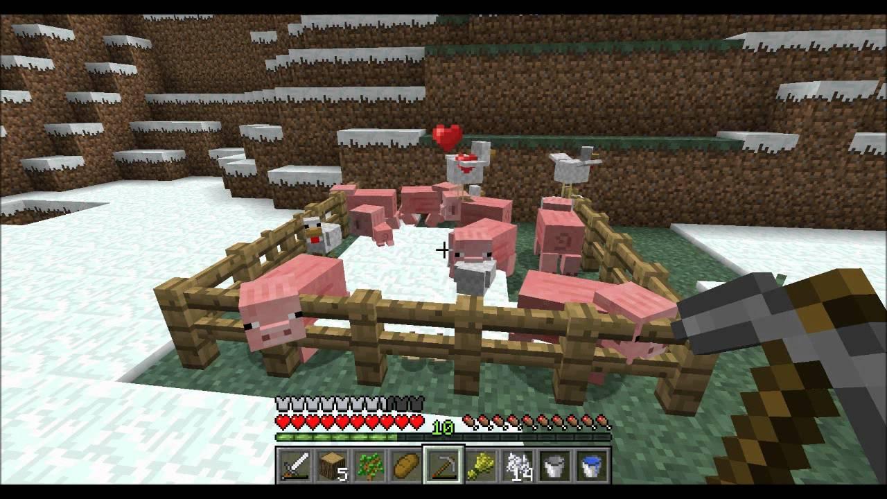 Best Minecraft Crafting Refills
