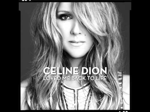 Celine Dion Water And A Flame ( Full Song Album Loved Me Back To Life! )