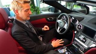 Mercedes-Benz SL400 2015 Videos