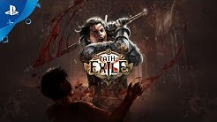 Path of Exile   Launch Trailer   PS4