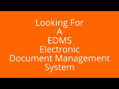 EDMS - Electronic Document Management System - Malaysia