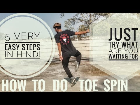 How-to-do-toe-spin-gravity-spin-very-easily