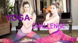YOGA CHALLENGE// COLLABORATION!!