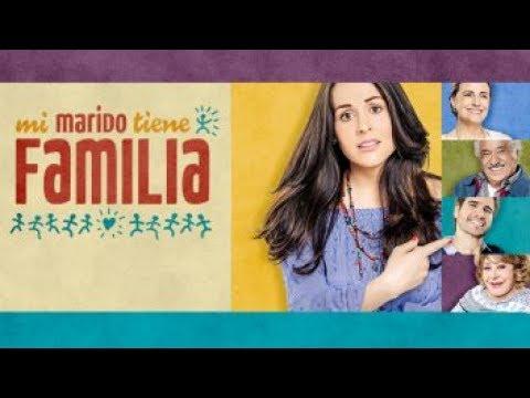Mi Marido Tiene Familia Tema De Entrada Tú Eres La Razón De Angelina Los Fontana Youtube
