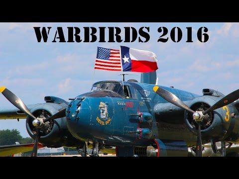 Warbirds at EAA Airventure Oshkosh 2016