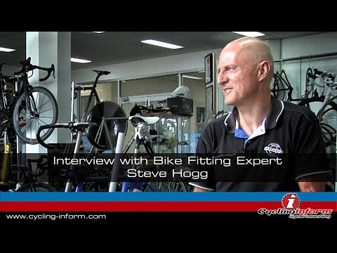 Interview with Steve Hogg - Bike Fitting Expert