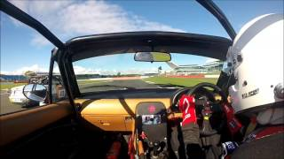 THE CLOSEST RACE! - MaX5 Racing - Silverstone 2016 - Race 1