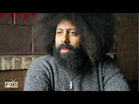 """Reggie Watts on LCD Soundsytem and the Definition of """"Epic"""""""