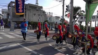 平成28年8月18日旗すがし〜の道ジュネー出発時の映像です。