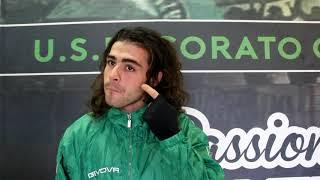 Corato Calcio, Sguera: «Pronto a dare il mio contributo»