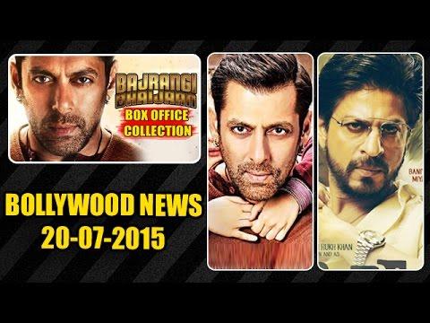 Salman Khan's Bajrangi Bhaijaan Box Office Collections   20th July 2015