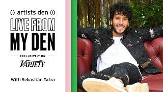 Sebastián Yatra: Live from My Den