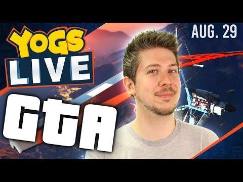 Destiny 2 + GTA V Smuggler's Run Free Roam - 29th August 2017