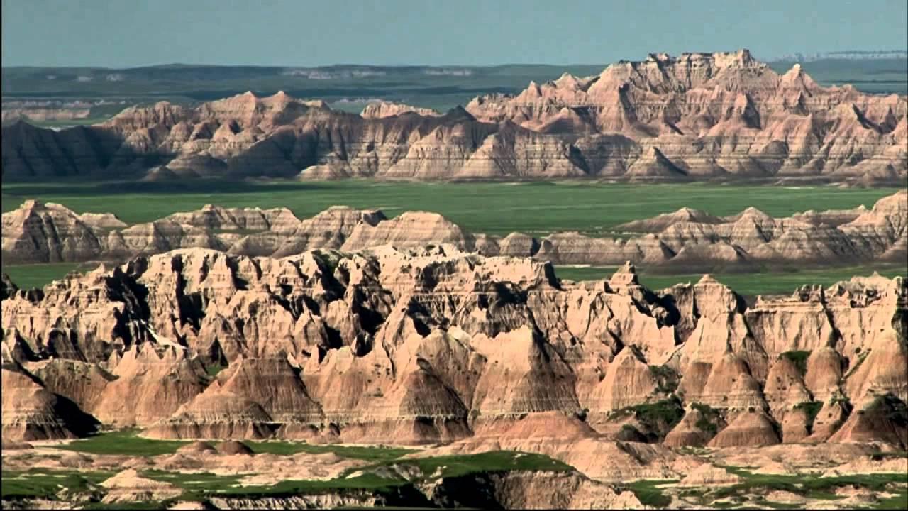 Badlands National Park, South Dakota - YouTube