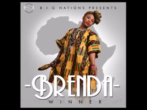 SOMEBODY SHOUT HALLELUJAH -- WINNER -- BRENDA- OFFICAL VIDEO