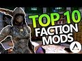 Skyrim Special Edition - Top 10 PlayStation 4 & Xbox 1 Mods (Faction Mods)