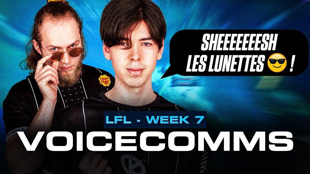 SHEEEESH les lunettes 😎 ! KCORP LFL Voice Comms #21