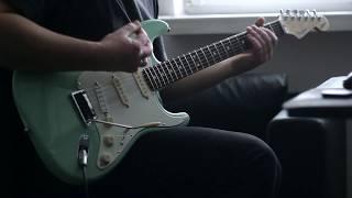 Fender Jeff Beck Stratocaster (artist series) :: Demo, Soundcheck