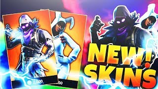 "HOW TO GET LEGENDARY ""RAVEN"" SKIN & FEATHERED FLYER GLIDER !! - Fortnite Battle Royale New Skin"