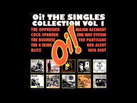 Oi! singles collection Vol 1 Full Album