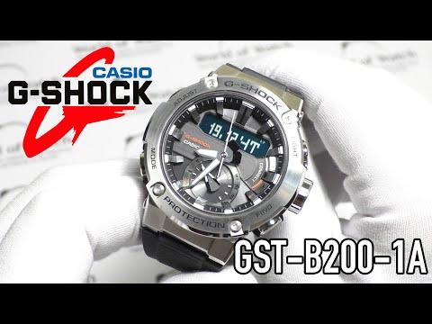 CASIO GST-B200-1A G-Shock