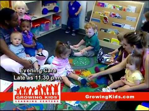 Why You Should Choose Growing Kids Learning Centers