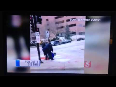 Local Anchors Break Up Over Clown Beating Story